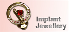 Implant Jewely